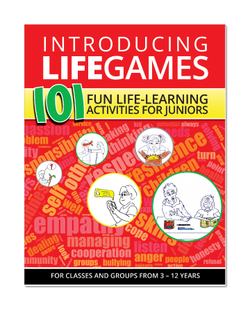 Buy Introducing LIfeGames - 101 Fun Life Learning Activities for Juniors